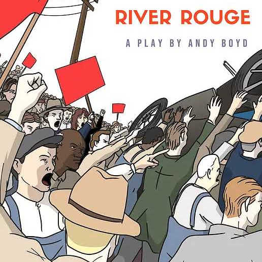 River Rouge by Andy Boyd
